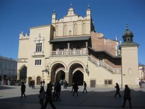 Medieval Cloth Hall, Rynek Glowny