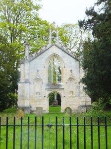 Ruined Chapel near B&B