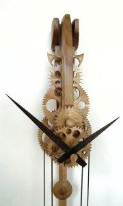 Clock by Bruce Aitken