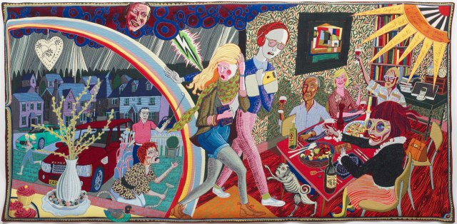 The Vanity of Small Differences by Grayson Perry, 2012
