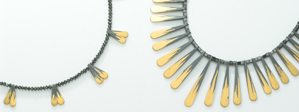 Anna Wales Sundance necklaces