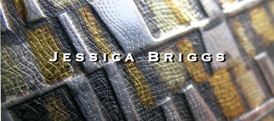 Jessica Briggs Brooch detail
