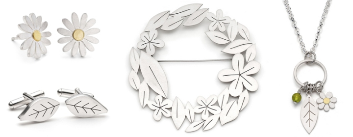 Diana Green wood, featured jeweller of the month