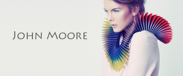 John Moore header