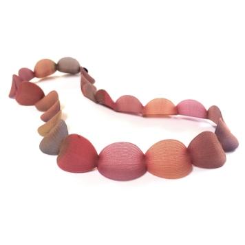 late 2000's: Yoko Isawa. Veiled Necklace