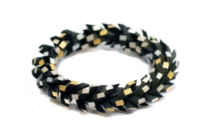 in_a_twist_black-gold_silver